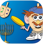 Dress Up Dreidel App logo